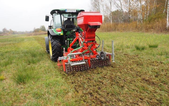 Grünland braucht bestes Saatgut - die ÖAG-Mischungen garantieren es Ihnen!