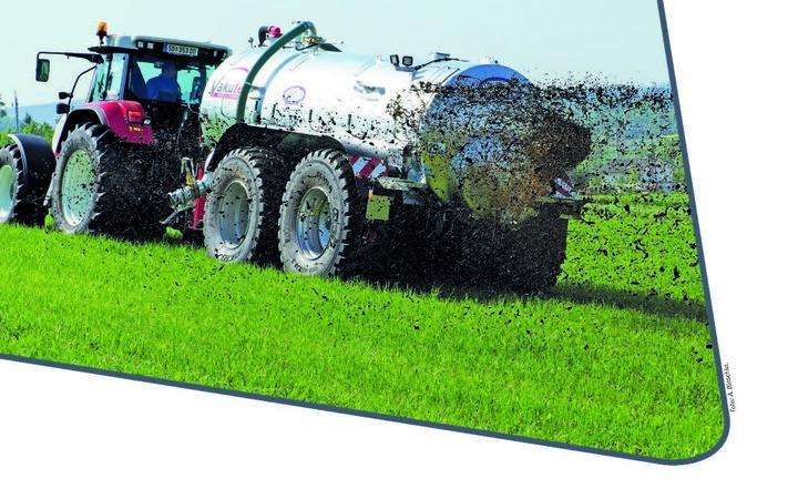 Neuerscheinung: Düngung im Grünlandbetrieb