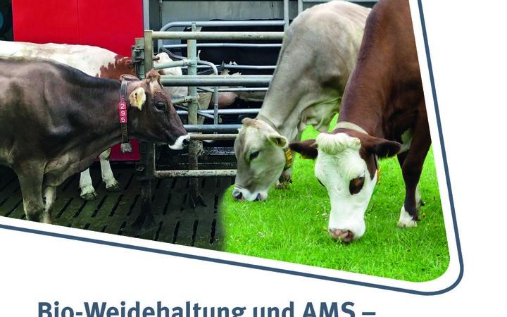Neuerscheinung: Bio-Weidehaltung und AMS