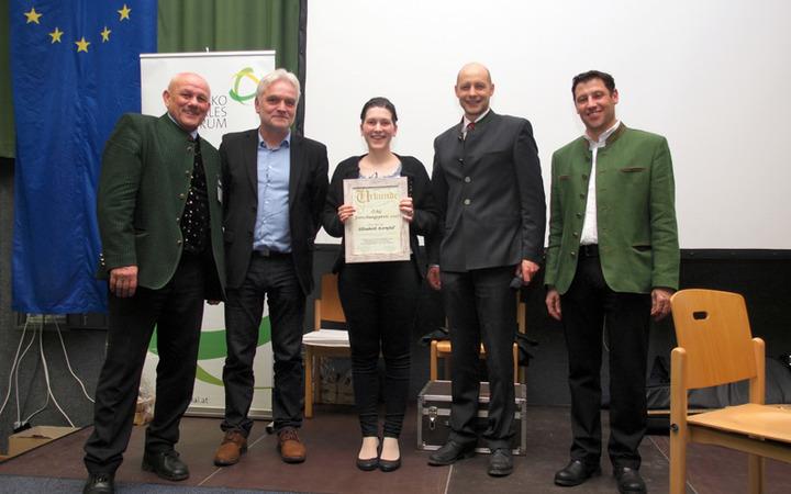 ÖAG Forschungspreis 2017