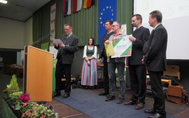 Top-Silagen in Österreich prämiert