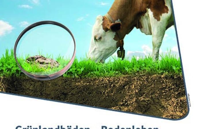 Neuerscheinung: Grünlandböden – Bodenleben aktivieren und Qualität erhalten, Teil 3