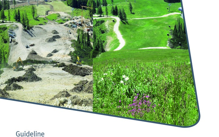 Neuerscheinung: Guideline: Site-specific Recultivation and Restoration in High Zones